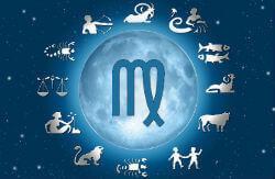 Луна в знаке Зодиака Дева